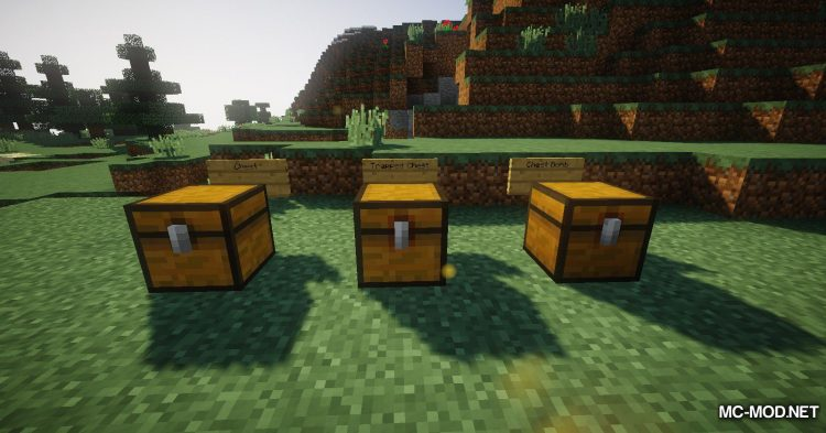 MineTraps mod for Minecraft (9)