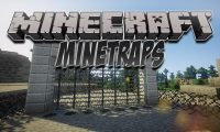 MineTraps mod for Minecraft logo