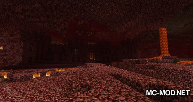Netherless mod for minecraft 01