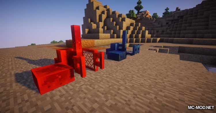 Nifty mod for Minecraft (17)