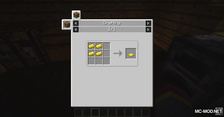 Nifty mod for Minecraft (8)