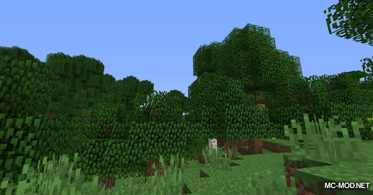 OpenCubicChunks mod for Minecraft (5)
