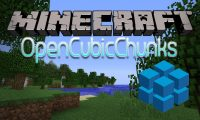 OpenCubicChunks mod for Minecraft logo