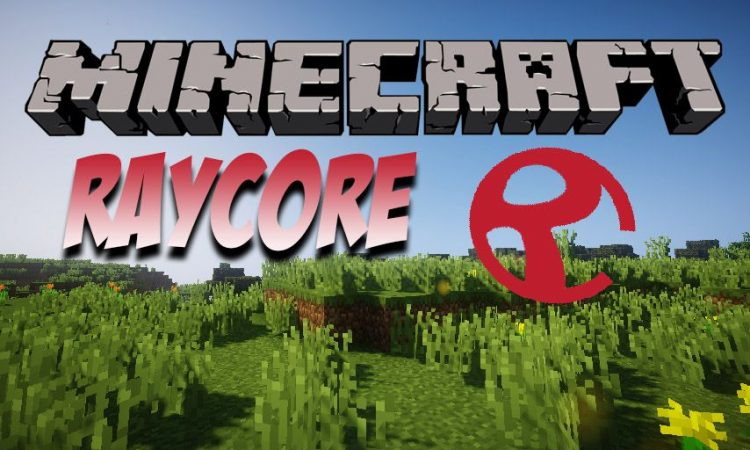 RayCore mod for Minecraft logo