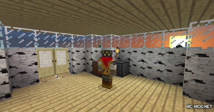 Rays Additions mod for Minecraft (7)