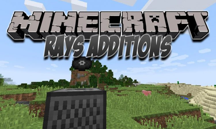 Rays Additions mod for Minecraft logo