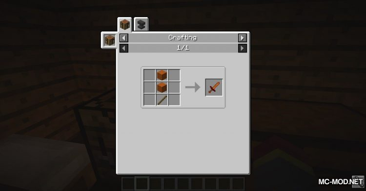 Sandstone Armory mod for Minecraft (11)