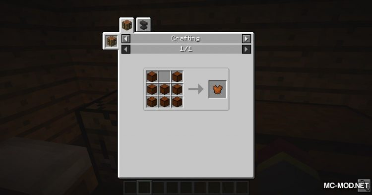 Sandstone Armory mod for Minecraft (12)