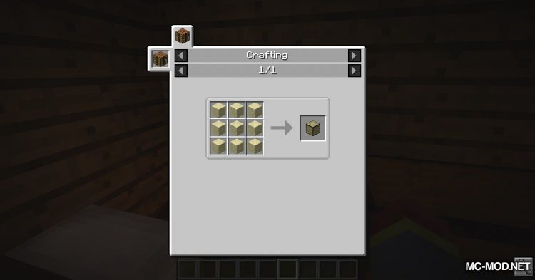 Sandstone Armory mod for Minecraft (7)