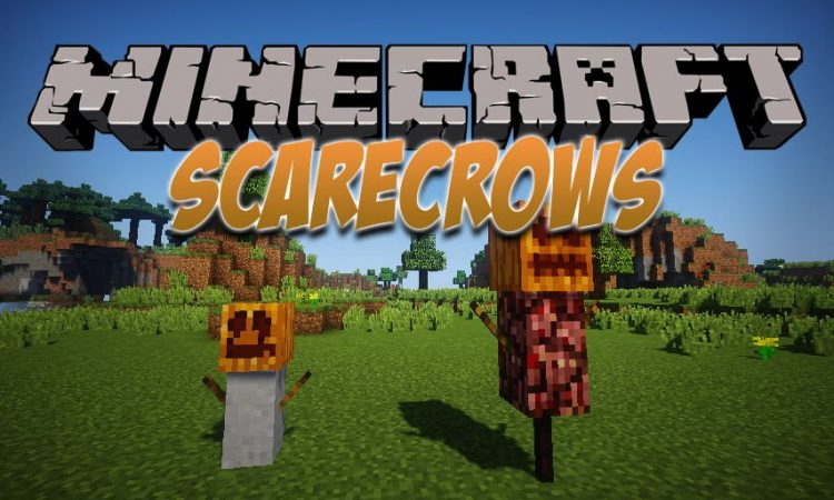 Scarecrows mod for Minecraft logo