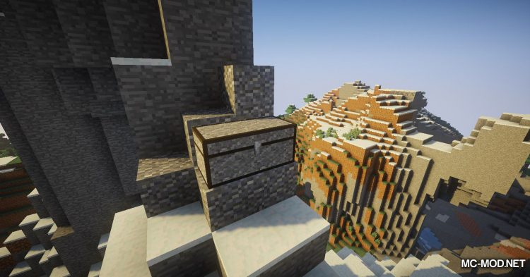 Stone Chest mod for Minecraft (11)