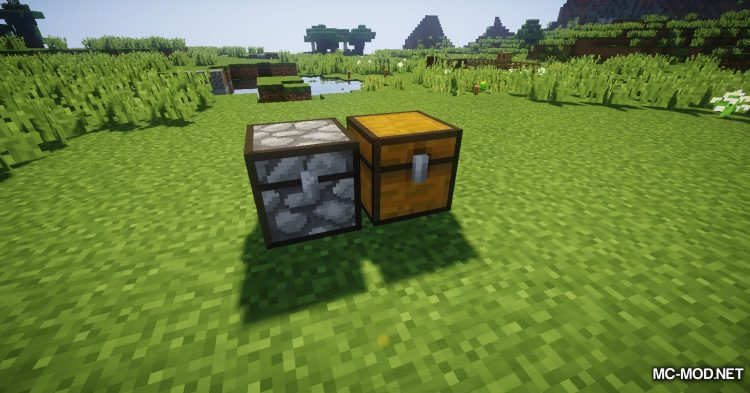 Stone Chest mod for Minecraft (4)