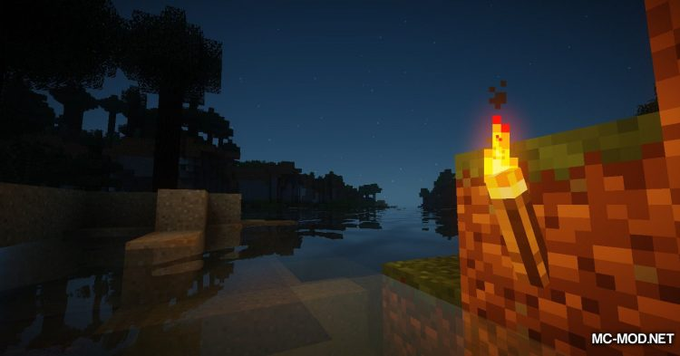 The Middle Torch mod for Minecraft (12)