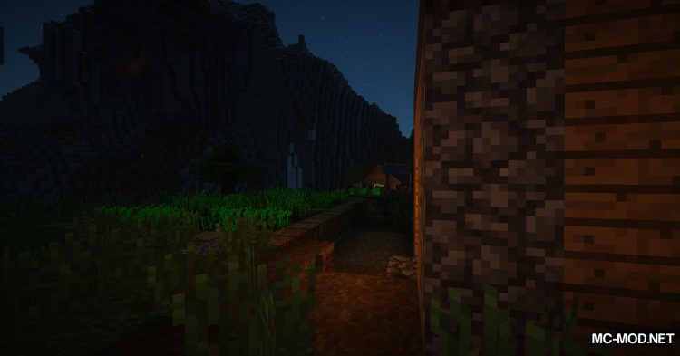 The Middle Torch mod for Minecraft (6)