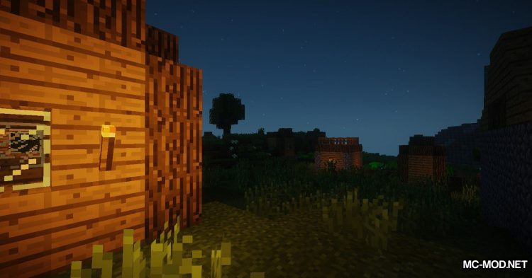 The Middle Torch mod for Minecraft (9)