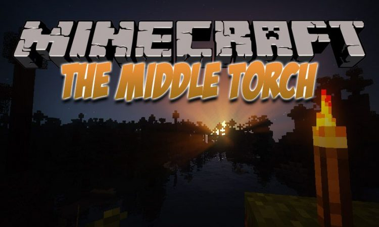 The Middle Torch mod for Minecraft logo