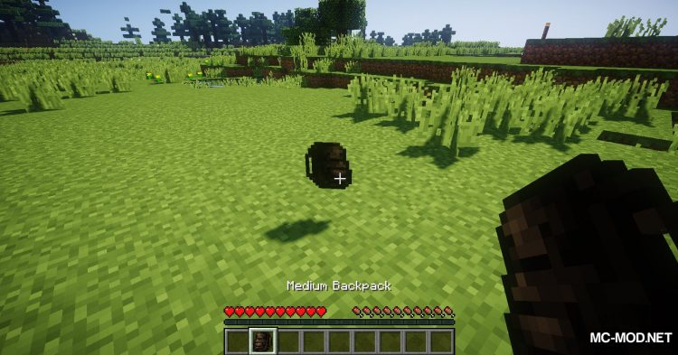 Useful Backpacks mod for Minecraft (6)