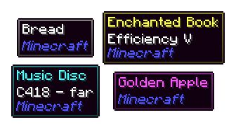 World-Tooltips Mod for Minecraft 4