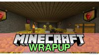 WrapUp Mod for Minecraft Logo