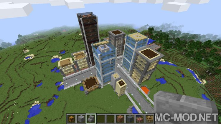 dooglamoo cities mod for minecraft 02