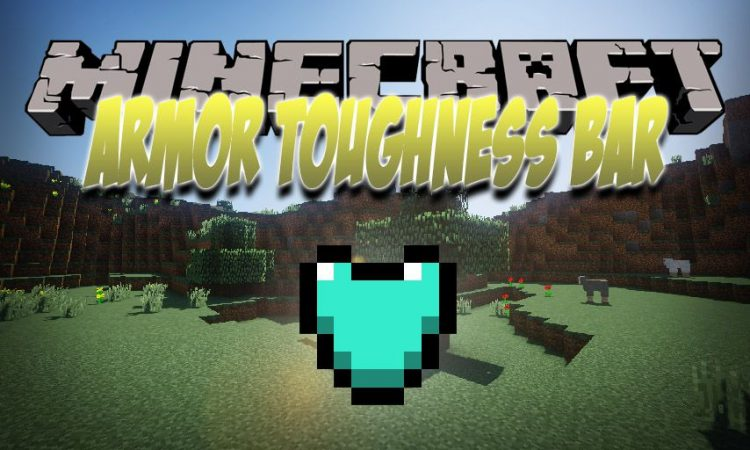 Armor Toughness Bar mod for Minecraft logo