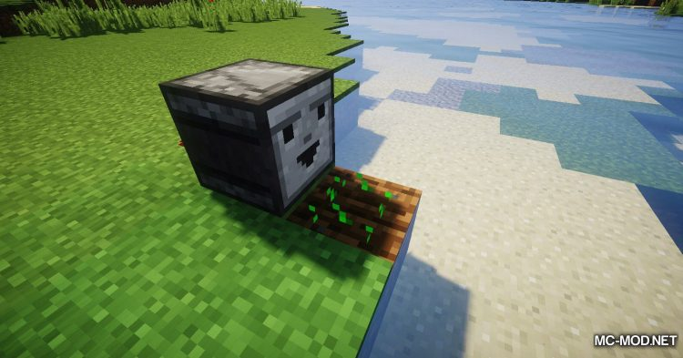 BlockDetector mod for Minecraft (8)
