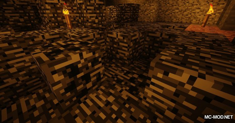 Carbonado Ore mod for Minecraft (3)