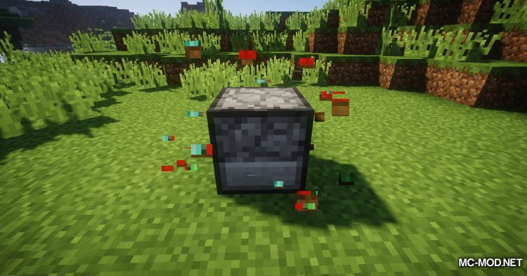 Chance Globe mod for Minecraft (7)