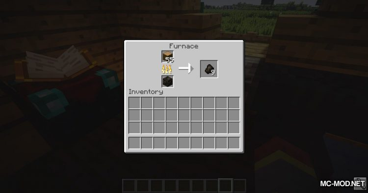 Charcoal Block Mod mod for Minecraft (8)