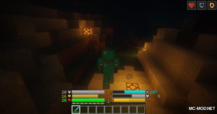 Classic Bars mod for Minecraft (15)