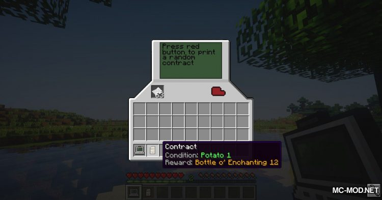 Contracts mod for Minecraft (6)
