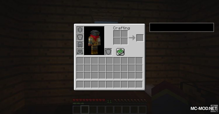 EasierCrafting mod for Minecraft (2)