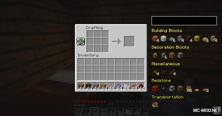 EasierCrafting mod for Minecraft (6)