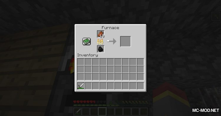FleshToLeather mod for Minecraft (10)