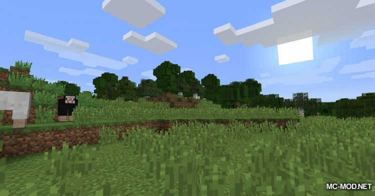 FleshToLeather mod for Minecraft (2)