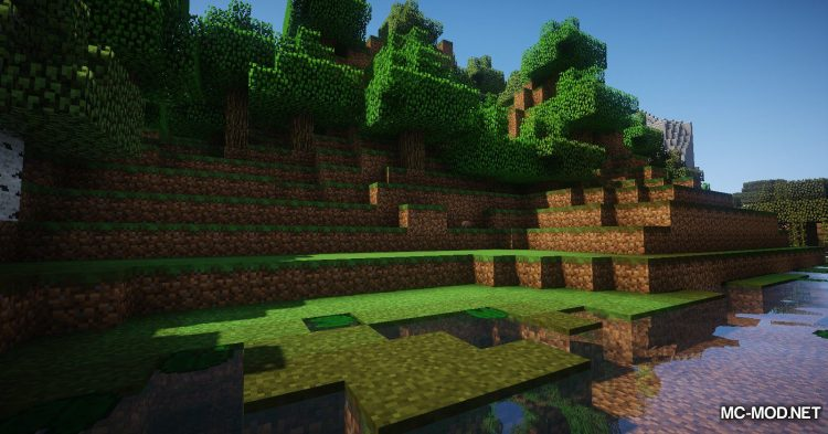 Grassta la Vista mod for Minecraft (11)