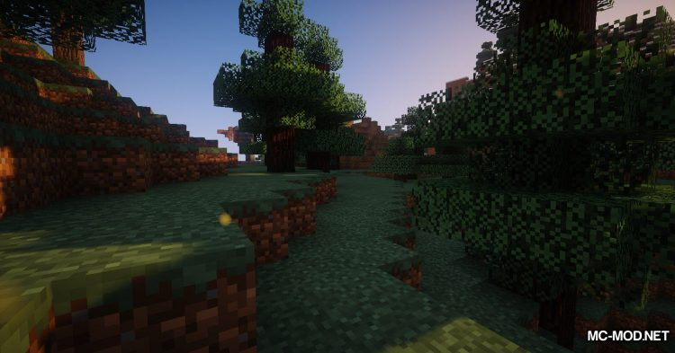 Grassta la Vista mod for Minecraft (2)