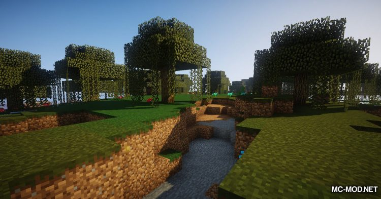 Grassta la Vista mod for Minecraft (6)