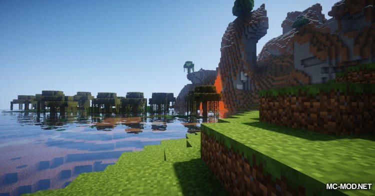 Grassta la Vista mod for Minecraft (9)
