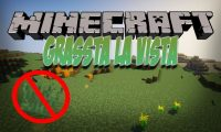Grassta la Vista mod for Minecraft logo