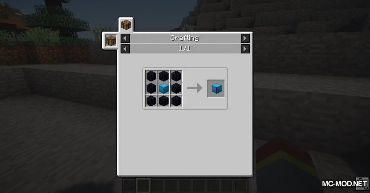Iron Shulker Boxes mod for Minecraft (11)