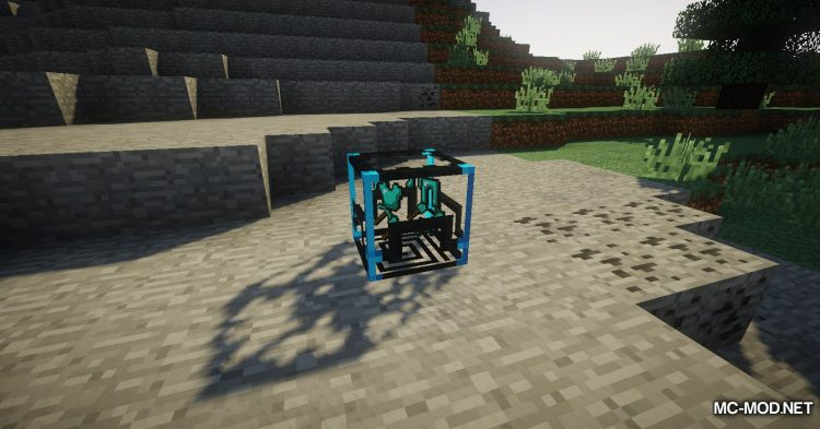 Iron Shulker Boxes mod for Minecraft (18)