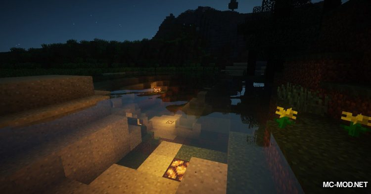 Lamp Block mod for Minecraft (15)