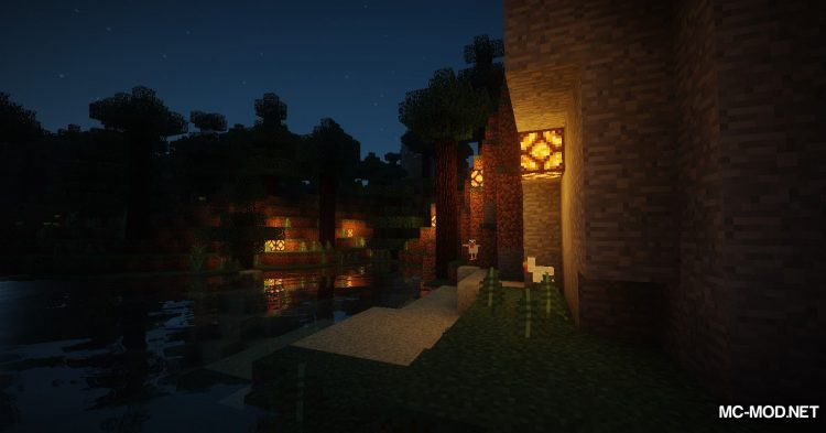 Lamp Block mod for Minecraft (9)