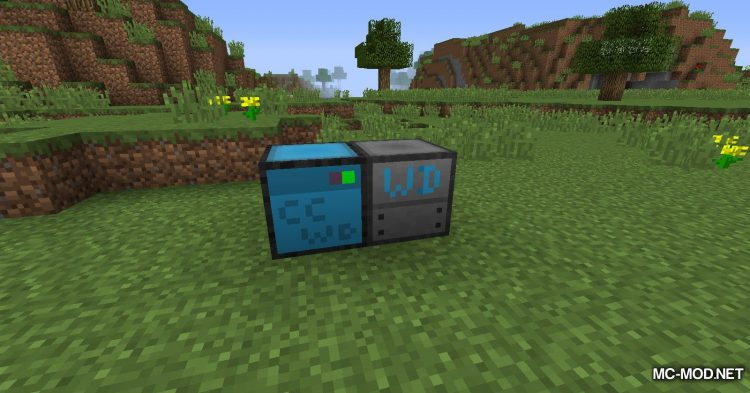 MCEF mod for Minecraft (10)
