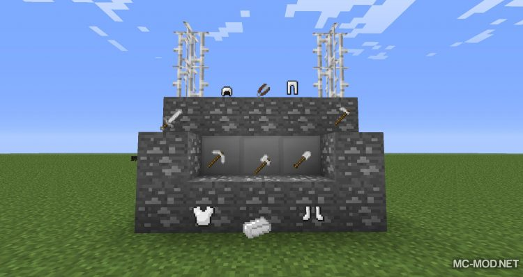 Machines mod for minecraft 01