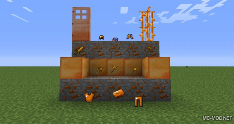 Machines mod for minecraft 02