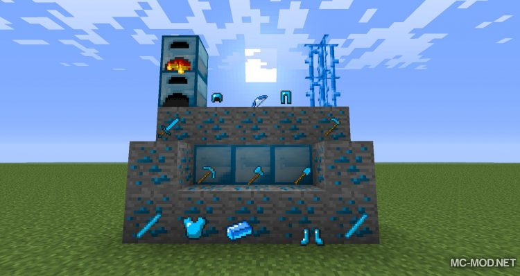 Machines mod for minecraft 04