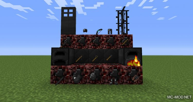 Machines mod for minecraft 05