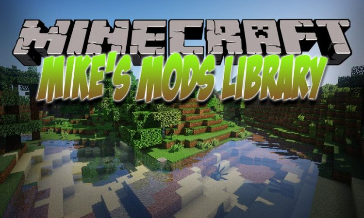Mike_s Mods Library mod for Minecraft logo